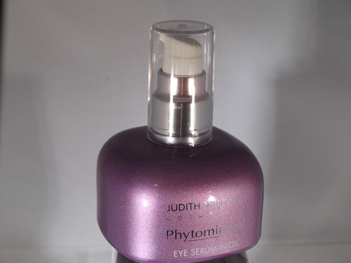 Judith Williams Phytomineral Eye Serum in Oil 50 ml