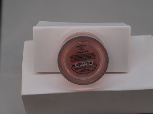 "Bare Minerals Rouge,,Plush Peach""limitierte Edition"