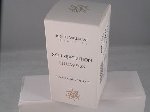 Judith Williams Skin Revolution Edelweiss Beauty Concentrate 30 ml