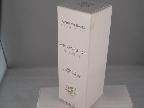 Judith Williams Skin Revolution Edelweiss Beauty Concentrate 60 ml