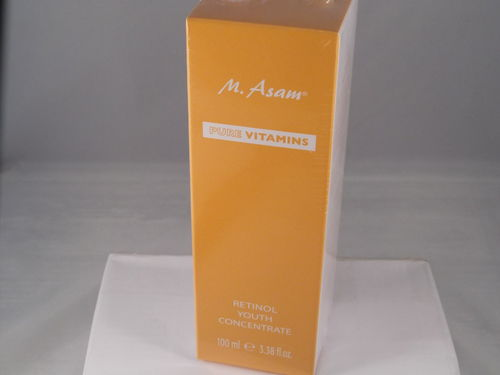 M. Asam Pure Vitamins Retinol Youth Concentrate XXL 100 ml