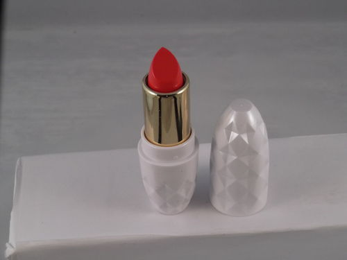 Rene Koch Lucky Lips Perlmutt Edition Lipstick,,Rouge Spectaculaire""