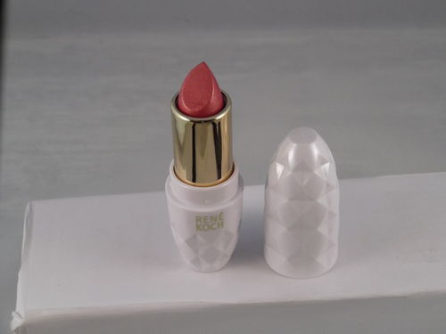 Rene Koch Lucky Lips Perlmutt Edition Lipstsick,,Rouge Plaisir""