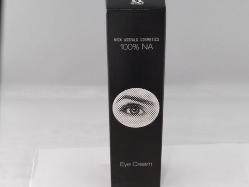 Nick Assfalg 100% NA Eye Cream