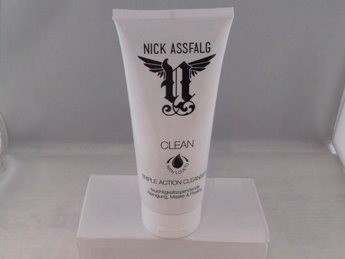 Nick Assfalg Triple Action Cleanser 200 ml