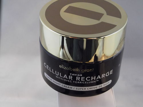 Elizabeth Grant Caviar Cellular Recharge Super Night Cream XL 100 ml