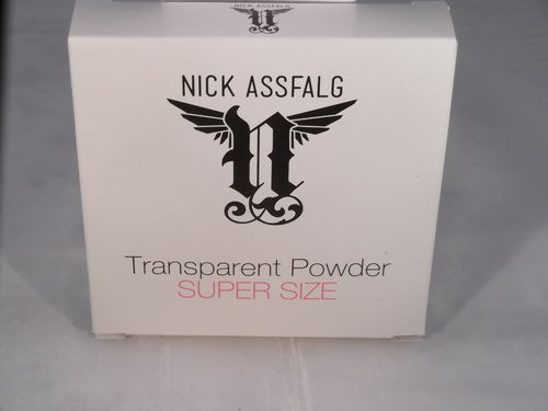 Nick Assfalg Transparent Powder Super Size XXL 20 g