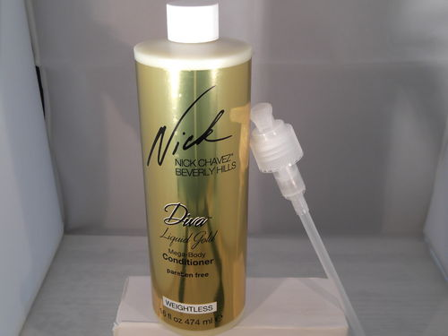 Nick Chavez Diva Liquid Gold Mega Body Conditioner XXL 474 ml