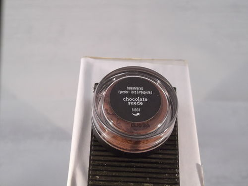 Bare Minerals Eyecolor,,Chocolate Suede""