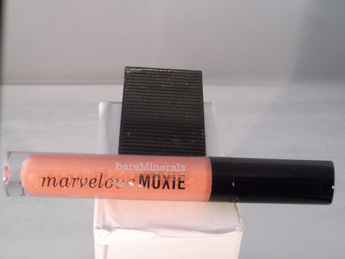 Bare Minerals Marvelous Moxie Lipgloss,,Girl next Door""