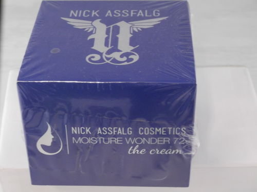 Nick Assfalg Moisture Wonder 72 The Cream 100 ml