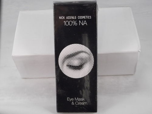 Nick Assfalg 100% NA Eye Mask+Cream 30 ml