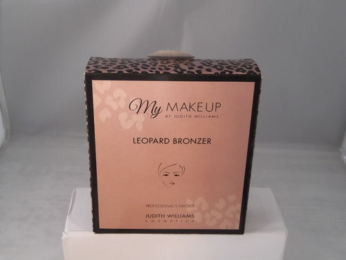 Judith Williams My Make up Leopard Bronzer Gesichtspuder 16 g