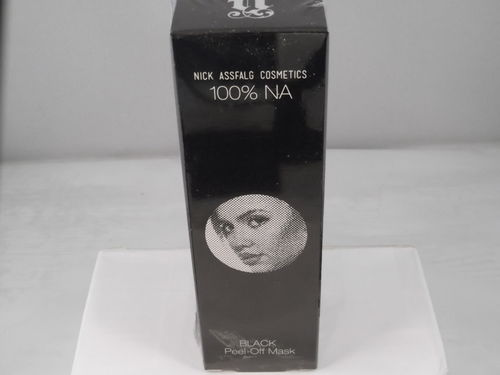 Nick Assfalg 100% Black Peel-off-Mask 100 ml