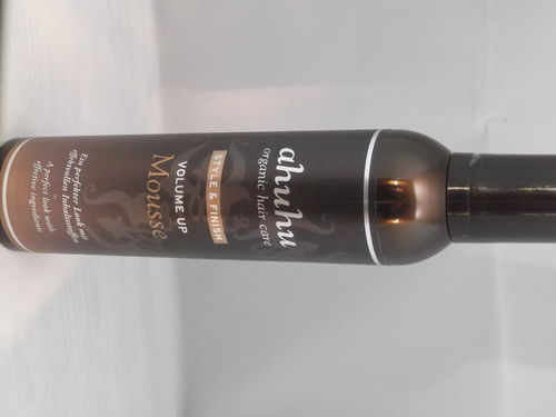 Ahuhu Style & Finish  Volume-up Mousse 300 ml