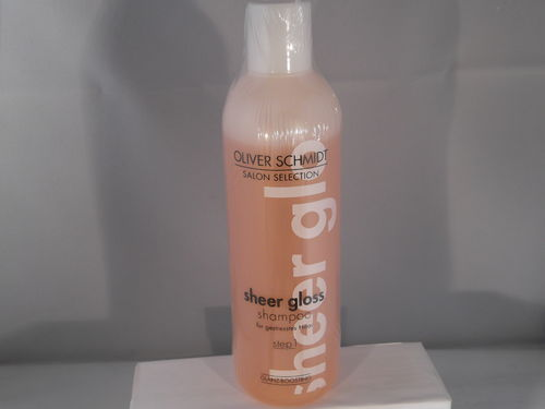Oliver Schmidt Sheer Gloss Shampoo 250ml