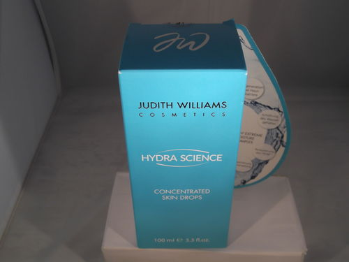 Judith Williams Hydra Science Concentrated Skin Drops 100 ml