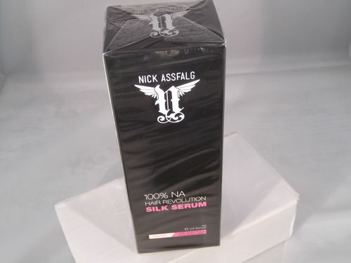 Nick Assfalg 100% Hair Revolution Silk Serum
