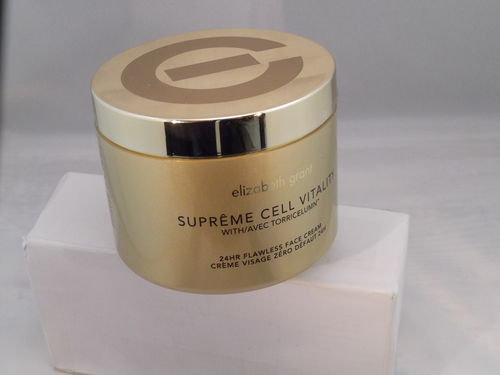 Elizabeth Grant Supreme Cell Vitality 24hr Flawless Face Cream XXL 200 ml